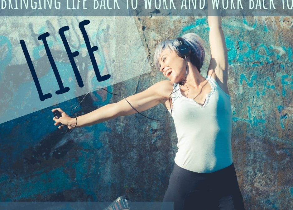 The Revival of Revenue: Bringing Life Back to Work and Work Back to Life