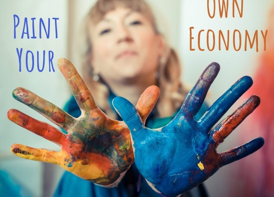 Paint Your Own Economy