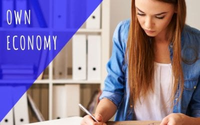 Sketch Your Own Economy   THE WAY OF ENTREPRENEURIALS!